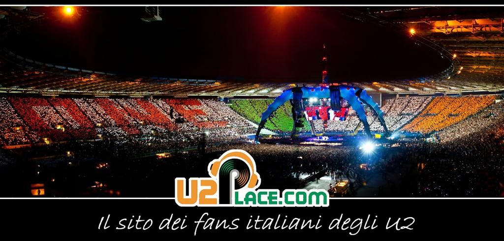 U2 No Line On The Horizon, Il nuovo album degli U2, U2place.com, 360 Tour, Coreografia Roma